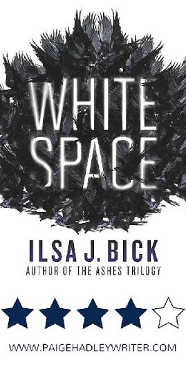 Pretty Book Cover Review : Book review white space by ilsa j bick paige s pages