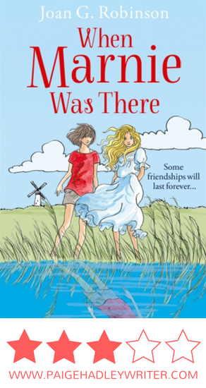 When Marnie Was There Review Paige's Pages