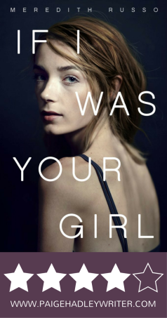 If I Was Your Girl Review Paige's Pages