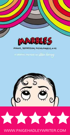 Marbles by Ellen Forney Review Paige's pages