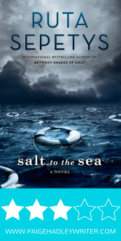 Salt to the Sea Review Paige's Pages