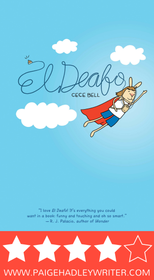 El Deafo Book Review Paige's Pages