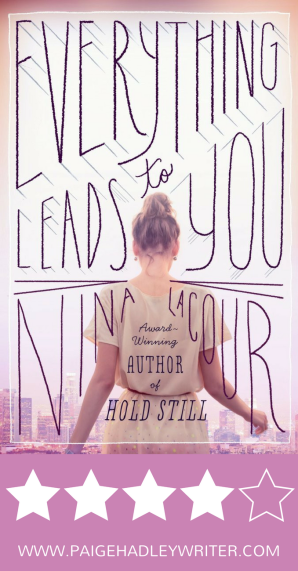 Everything Leads to You Book Review Paige's Pages