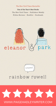 Eleanor and Park Review Paige's Pages