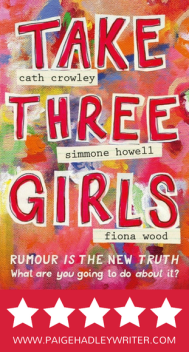 Take Three Girls Review Paige's Pages
