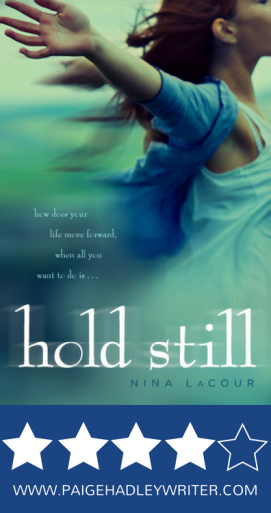 Hold Still Book Review Paige's Paiges