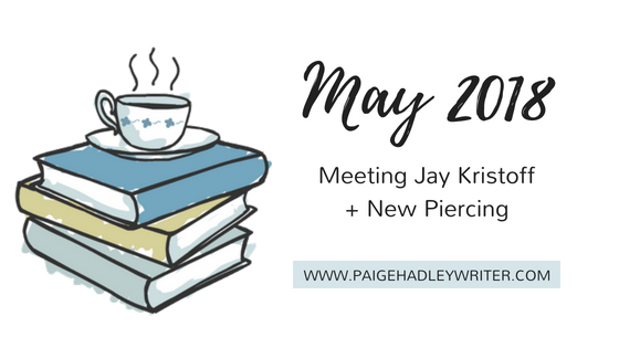 May 2018 Recap Paige's Pages