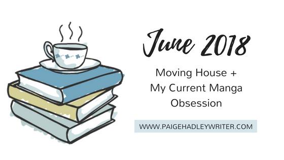 June 2018 Recap Paige's Pages