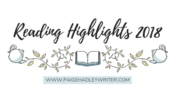 Reading Highlights 2018