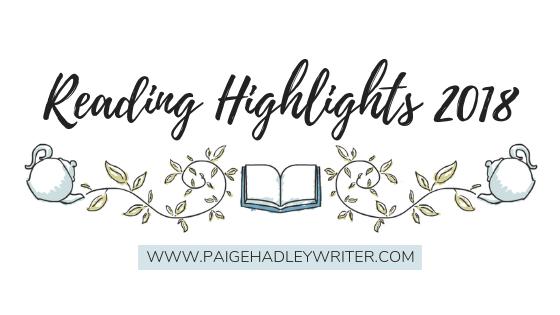 Reading Highlights 2018